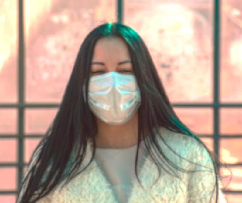 Stay Safe wear a Mask