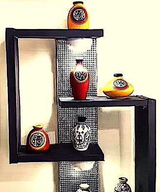 diy, DIY Project, Decorative S-Shaped Shelf, Do it yourself, shelf, interior design, home decor, interior decor, wall decor, art, creativity, creative project, hobby, summer project, holiday project, art project, home decoration, interior decoration, home decoration ideas, simple DIY, easy DIY project, DIY project with material, DIY project idea, Hobby ideas, home art, art for home