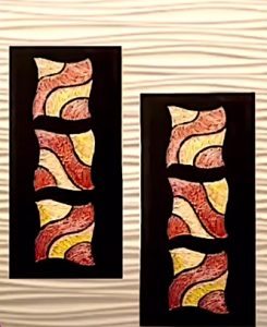 diy, DIY Project, Modern Art - Helping Hands, modern art, Do it yourself, interior design, home decor, interior decor, wall decor, art, creativity, creative project, hobby, summer project, holiday project, art project, home decoration, interior decoration, home decoration ideas, simple DIY, easy DIY project, DIY project with material, DIY project idea, Hobby ideas, home art, art for homef