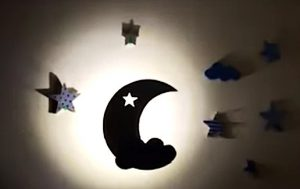 diy, DIY Project, Moon and Stars decor, Do it yourself project, interior design, home decor, interior decor, wall decor, art, creativity, creative project, hobby, summer project, holiday project, art project, home decoration, interior decoration, home decoration ideas, simple DIY, easy DIY project, DIY project with material, DIY project idea, Hobby ideas, home art, art for home