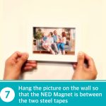 Picture Hanging, Photo hanging, Gallery wall, Steps to hang a picture, how to hang a picture
