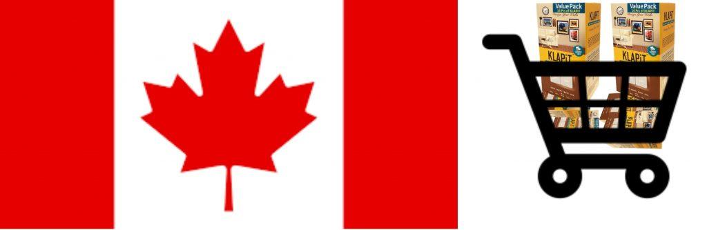Shop for KLAPiT in Canada, KLAPiT Online, Picture hanging strips, Canada, Picture Hanging Hooks, Picture strips