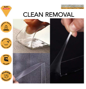 Clean Removal, damage-free, damage free, double sided tape, double-sided tape, mounting tape for drywall